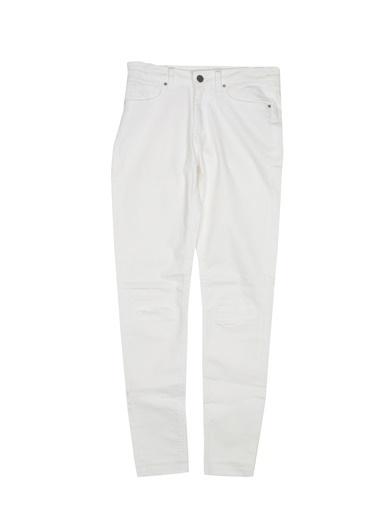 Ng Style Outlet Pantolon Beyaz